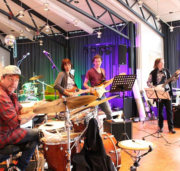 PopRock Workshop (Bildrechte: Rockbüro)