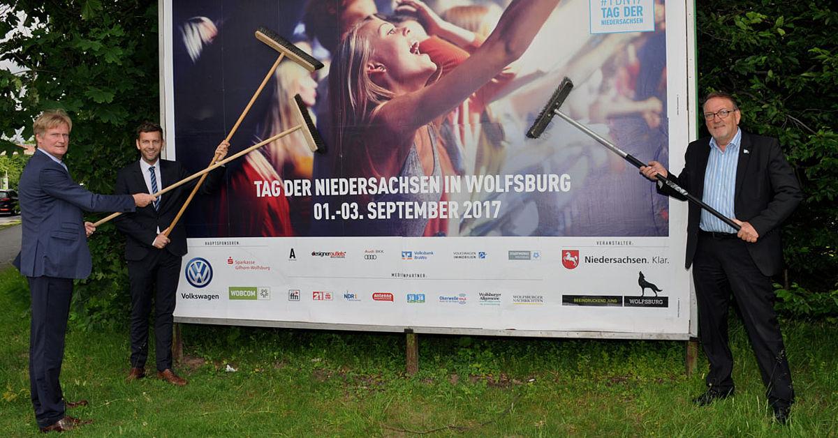 Hinter Die Kulissen Geschaut Tag Der Niedersachsen Die Region