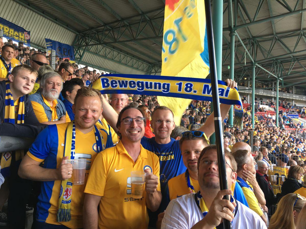 Wie Hat Eintracht Braunschweig Gespielt